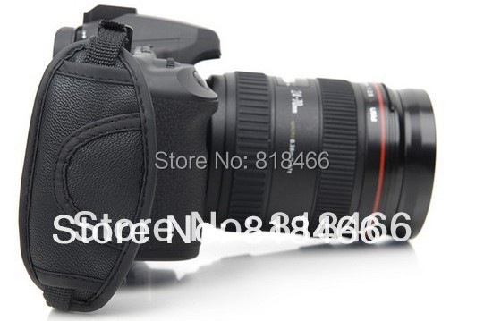 freeshipping 100 GUARANTEE New Camera Hand Strap Grip for Canon EOS 5D Mark II 650D 550D
