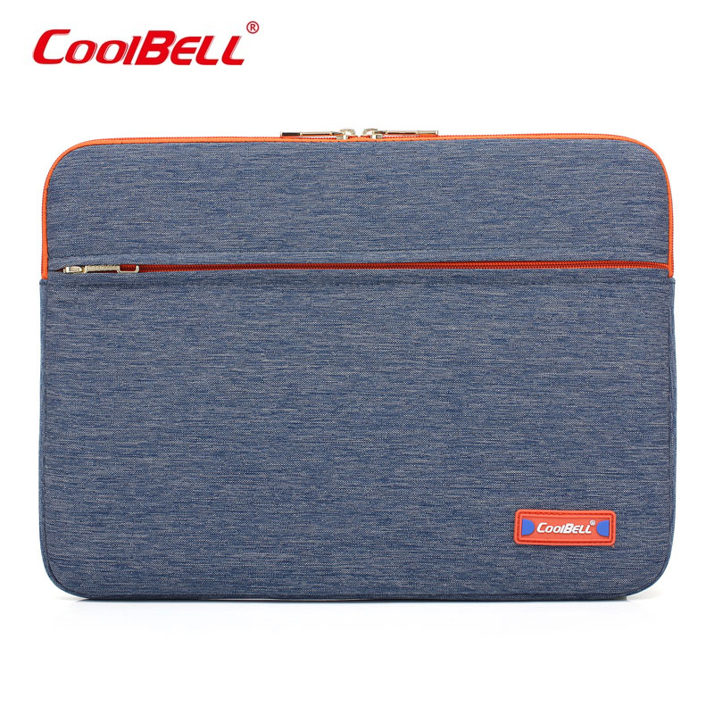 CoolBell Laptop Sleeve Case 11 12 13.3 14 15.6 17.3 inch Notebook Bags Protective Laptop Bag for ipad,Tablet, for MacBook<br><br>Aliexpress