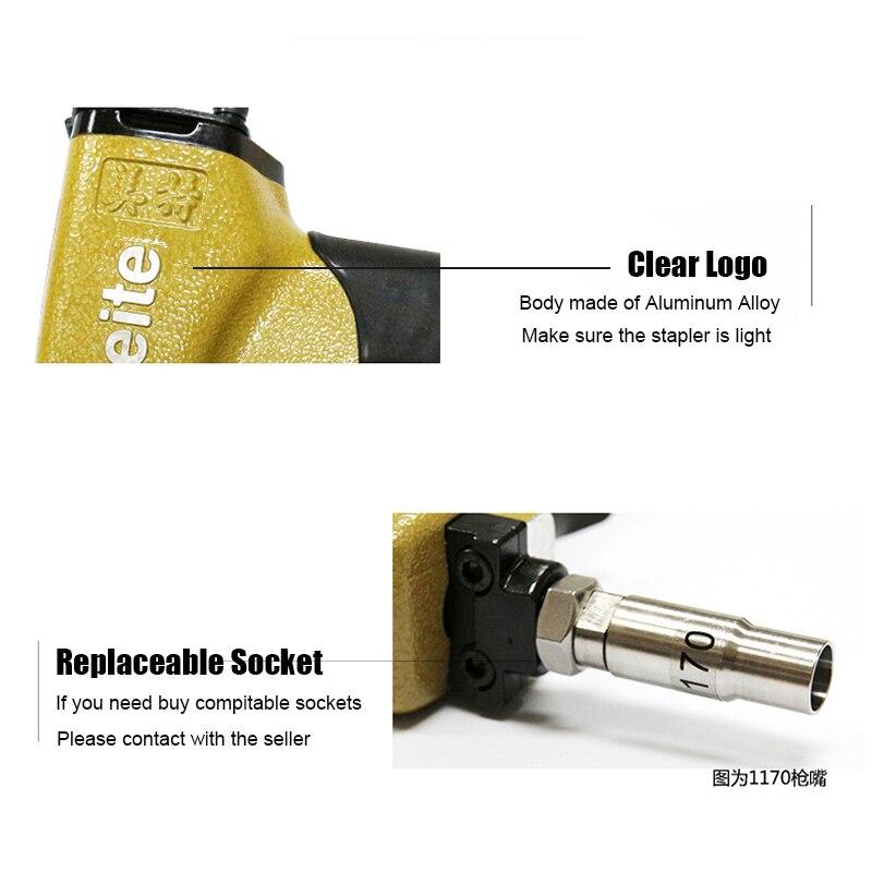 meite 1170 Pneumatic Pins Gun 3