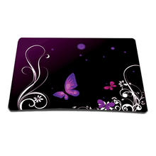 Elegant Butterfly New Gaming Mousepad Soft Mat Pads For PC Optical Mouse Laser Mice Large Mousepads For Csgo Overwatch dota(China)