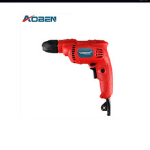 AOBEN 420W AC Dremel Lithium Battery Hammer MINI Cordless Drill For Household Power Tool Drilling Machine With Tool Sets AB2818T