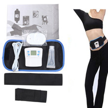 For Gymnic Electronic Body Back Pain Relief Weight Loss Fat Buster Belt Vibrating Slim Abdominal Massager Muscle Arm Leg Waist