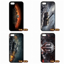 world of tanks Hot Game Sell Cell Phone Cases Covers For Apple iPod Touch 4 5 6 iPhone 4 4S 5 5C SE 6 6S Plus 4.7 5.5