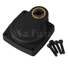 Mxfans Upgrade Parts T10048 Black RC Electric Power Starter Drill Holder Plate Parts