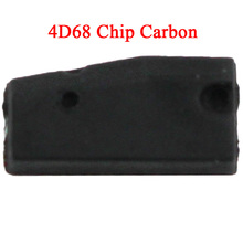 Car Key Chips for Daihatsu and for Myvi 4D68 Chip Carbon(China)