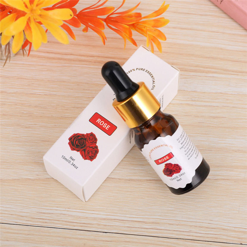 A# Natural And Pure Essential Oils Carrier Aromatherapy Fragrance 10ml 2017 top sell(China (Mainland))