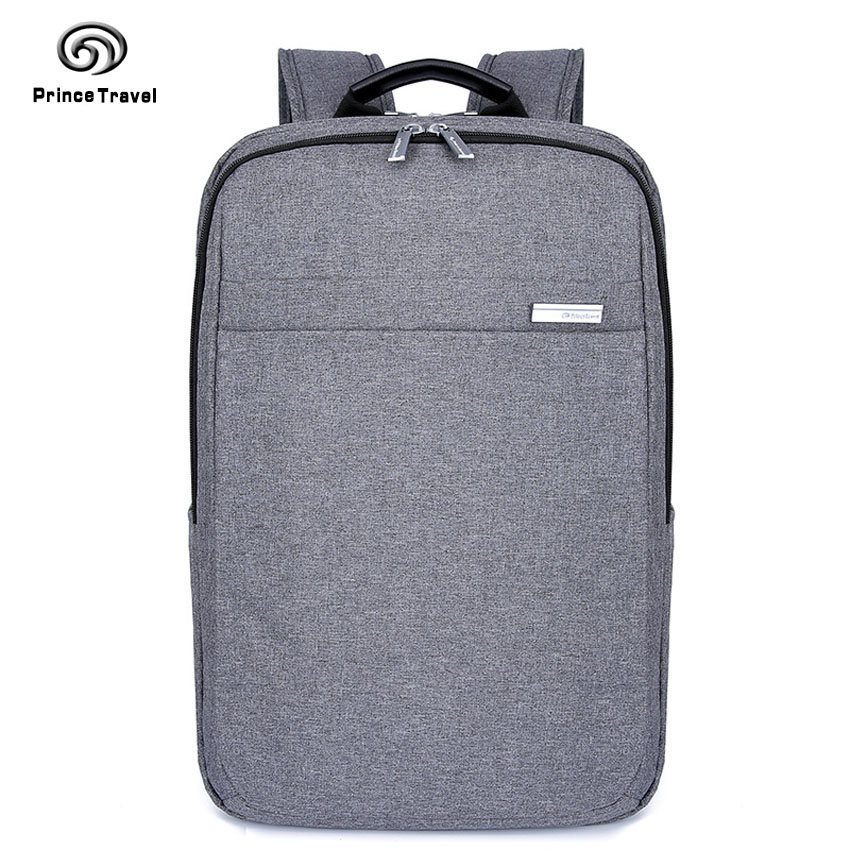 2017 This Season New Men Leisure Travel 15 inches Computer Bag Laptop Backpack Teens Portable Nylon Waterproof Rucksack T6750B<br>