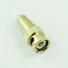 FDDT  BNC Male to RCA Male Adapter