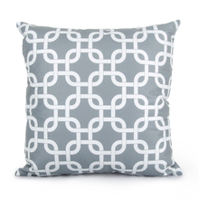 Topfinel Geometric Pillow Cases Grey Cushion Covers for Sofa Seat Office Chair Velvet Decorative Throw Pillow Cases Home Decor(China)