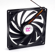 SZYTF  100mm, 10cm fan, Single fan, Ultra-Thin, Washable, super mute, for power supply, for computer Case cooler