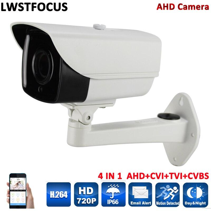 Waterproof 1920 x 720P 1.0MP CCTV AHD Camera Outdoor 2pcs Big Array LED IR Bullet Camera Night Vision Security Cam With IR-Cut<br>