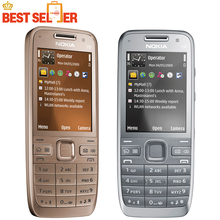 E52 Original Unlocked Nokia E52 GSM WCDMA cell phone Wifi Bluetooth GPS 3.2MP Camera Phone