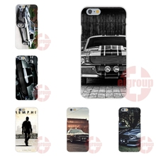 1967 Ford Mustang Shelby GT500 For iPhone 4S 5S SE 6S 7S Plus For Galaxy A3 A5 J3 J5 J7 S4 S5 S6 S7 2016