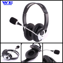 Original OVLENG Q2 Professional Gaming Movie Headphones Super Bass USB with Microphone Line Control for Computer Laptop Notebook(China)