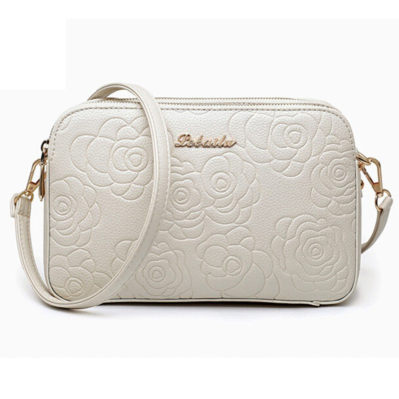 Fashion Sweet Lady Roses Bags crossbody bags for women Women Handbags Famous Brands Pu Leather Womens Shoulder Bag W14-31<br><br>Aliexpress