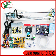 Toy Crane Machine Cabinet kit DIY Crane Machine Parts For Crane Game PCB Slot Game Board coin acceptor, buttons, harness ,claw(China)