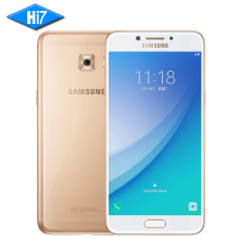 "New Original Samsung Galaxy C5 Pro 2017 Mobile Phone Qualcomm 4G+64G Fingerprint Octa Core Dual SIM 5.2"" 2600mAh 16MP 4G LTE(China (Mainland))"