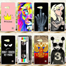 For Nokia Lumia 730 735 Case Cover, Hard Plastic Case for Nokia 730 735 Cell Phone Case Cover For Nokia Lumia 735 Cases Cover