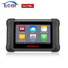 Freeshipping for AUTEL MaxiDAS DS808 Handheld Touch Screen Autel Diagnostic Tools Update Online