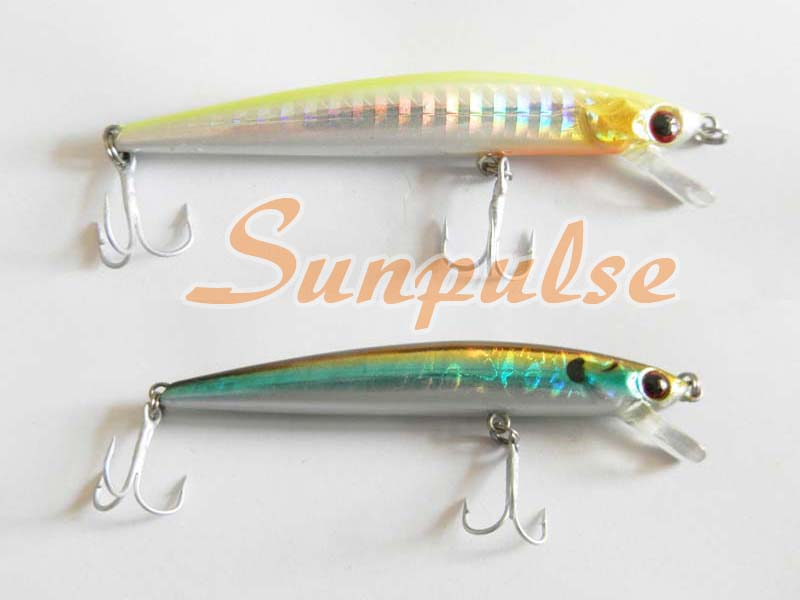 8cm/5g  Minnow fishing lures hard bait fishing tackle plastic lip china hook floating in water diving depth 0-0.3m<br><br>Aliexpress