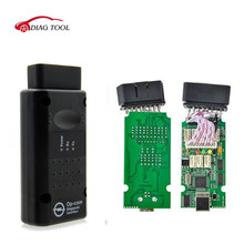 V1.7 Latest Version OPCOM with PIC18F458 chip OBD2 OP-COM/OP COM CAN BUS Interface OBDII For Opel scanner diagnostic op com