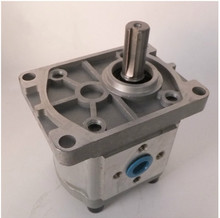 FREE SHIPPING CBN-E304 4cc displacement 16MPA High pressure gear pump hydraulic oil pump small displacement(China)