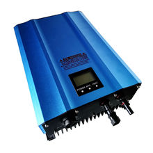 High Efficiency,High Quality Micro On Grid Inverter 170-220VDC,1200W, 220VAC, 50Hz/60Hz ,20 Years Service Life For Solar System