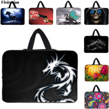 Inner Sleeve Fashion Notebook Case 15 12 17 14 10 13 Inch Viviration Soft Laptop Bag 9.7 10.1 Neoprene Tablet Cover For Asus HP(China)