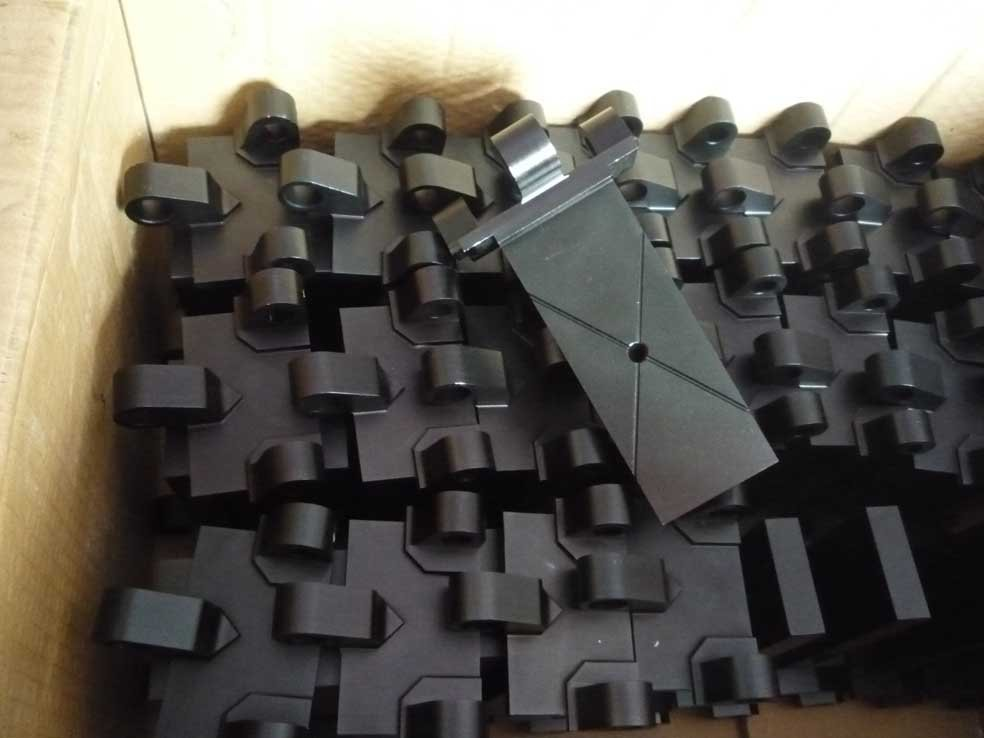 CNC Machining----Small batches of  Spare parts<br>