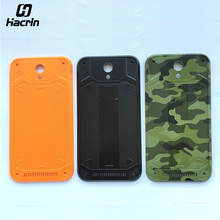 hacrin For Blackview BV5000 Battery Case New Design Battery cover replacement For Blackview BV5000 cellphone With Free shipping(China)
