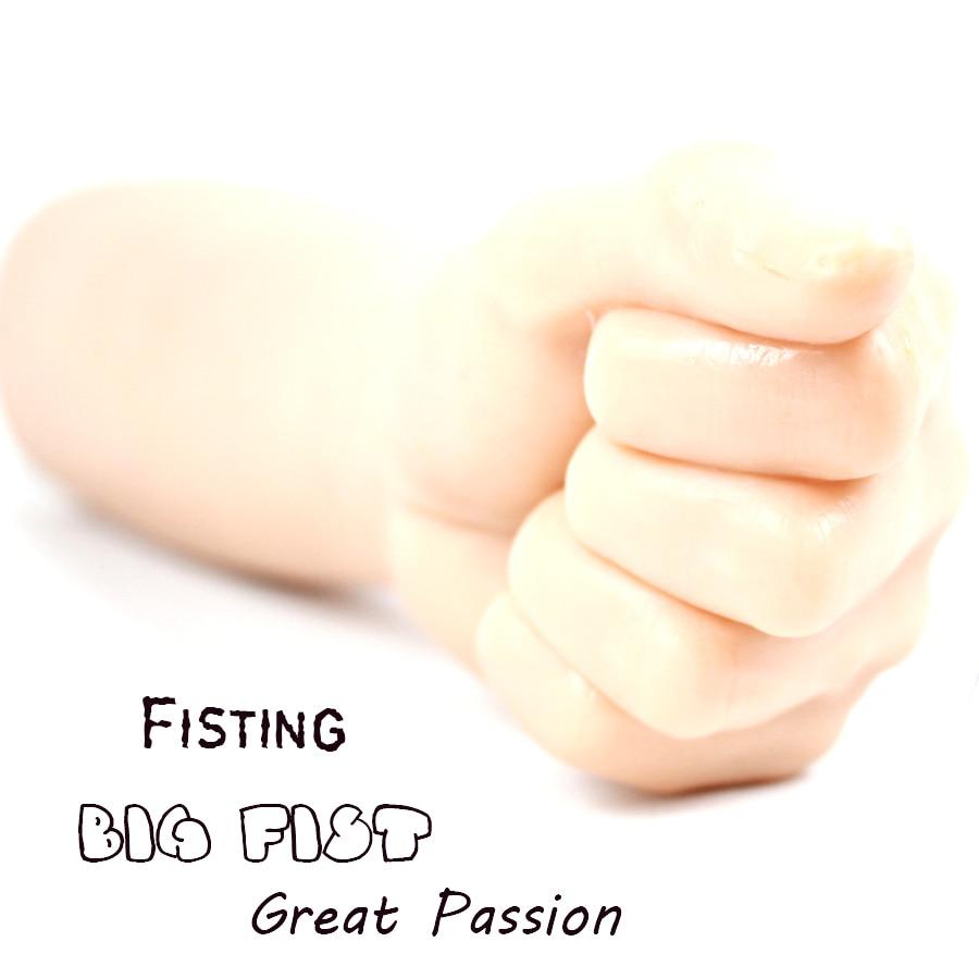 fisting-gigantskim-dildo