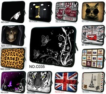 "Sleeve Bag Case Cover For iPad Mini 7"" 8"" Tablet /Touch e READER /KOBO WIFI /7"" Allwinner A13 Android Tablet PC(China)"