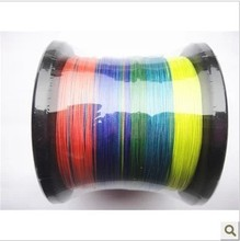 New 500M 100% PE Spectra Braid line Strands 8 Braided Fishing Line Cheap Fishing Tackle Shop daiwa linha monofilamento(China)