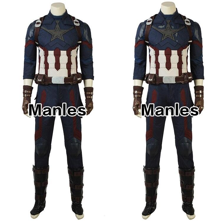 Avengers Infinity War Captain America Steve Rogers (4)