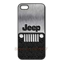 Jeep Custom Rubber Back cellphone case cover for Iphone 4S 5 5S 5C 6 Plus for Samsung galaxy S3 S4 S5 S6 Note 2 3 4
