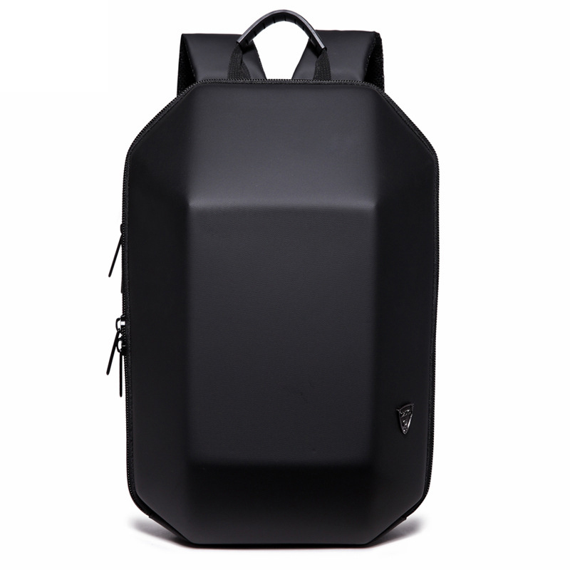 Mens ABS material Backpack Bag USB Charge 15 Inch Laptop Notebook Backpack For Men Waterproof Travel Back Pack Bag<br>