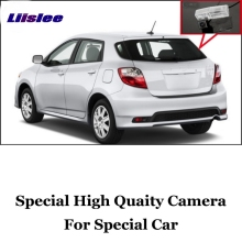 Liislee Car Camera For TOYOTA MATRIX 2008~2014 Ultra HD reversing camera automobile rearview imag For Fans to Use | CCD with RCA(China)