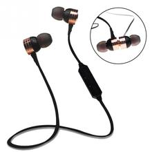 S105 Running Sports Wireless Bluetooth Earphones BT 4.2 Stereo Bass In-Ear Headsets Earbuds with Mic for apple Samsung LG