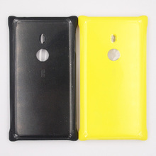 ZUCZUG New Charging Case QI Standard Appropriative Wireless Charging Cover Case For Nokia Lumia 925 Black Yellow(China)
