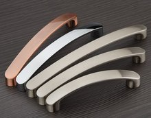 UNILOCKS Zinc Alloy handle drawer handle furniture handle cabinet handle glossy side( C:C: 96MM  L: 110MM )