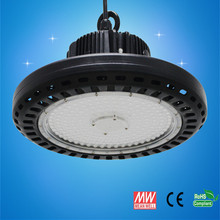 High quality 150w 200w 250w 300w UFO LED high bay light IP65 Retrofit highbay lamp Fixture Industrial LED Hangar High Bay Lamp(China)