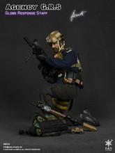 "Easy&Simple 26010 1/6 Scale Military Action Figure Angency GRS/ Globe Response Staff 12"" Collectible Action Figure DIY"