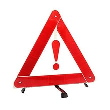 New Car Reflective emergency tripod Parking warning aircraft Road warning signs emergency folding Warning Triangles