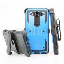 Buy Heavy Duty Shockproof Armor Hybrid Hard Case+Holster Belt Clip Protective Cover LG V10 /G4 Pro/V20/X Power/Style/K10/Leon for $4.79 in AliExpress store