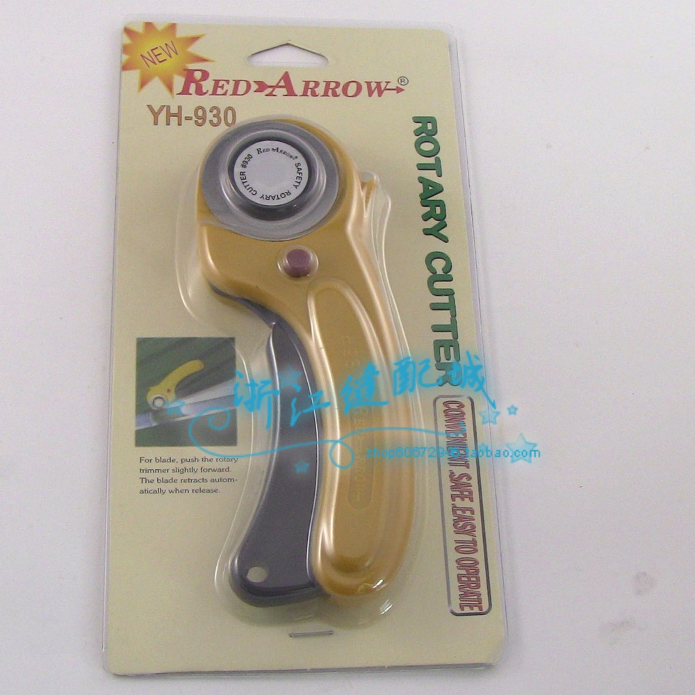 ARROW Rotary Cutter CONVENIENT SAFE EASY TO OPERATE YH-930