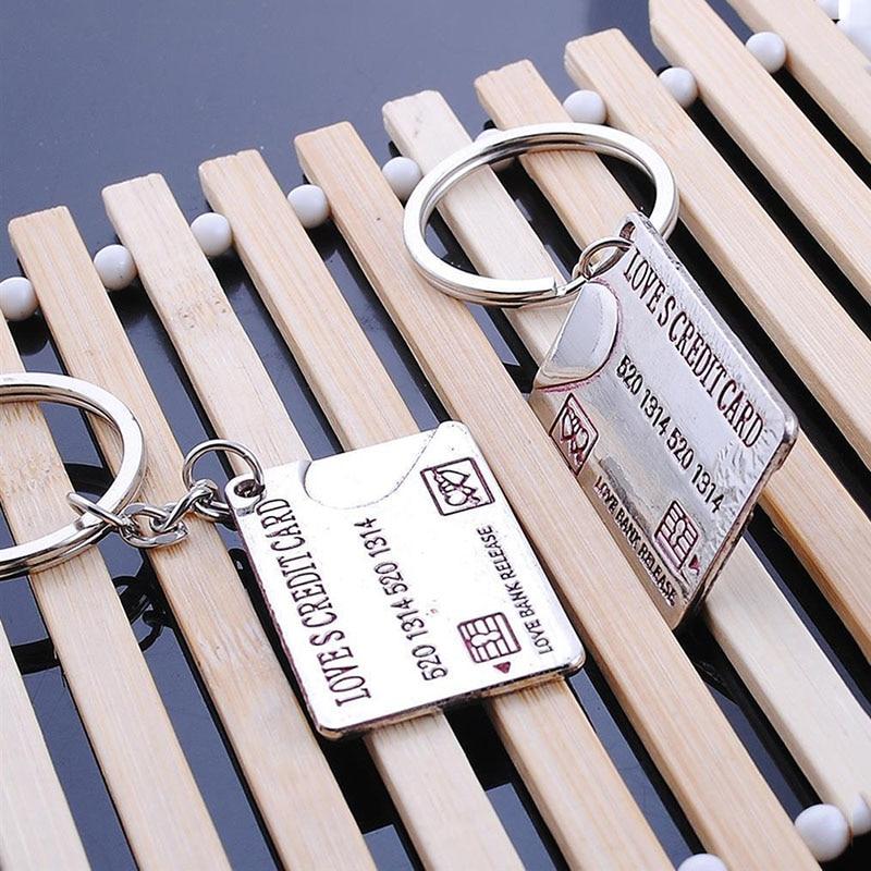 Free Personalised  Metal Keyring Boxed Engraved new VAUXHALL Design