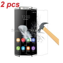 Buy 2pcs Tempered Glass Doogee Oukitel K10000 K6000 Pro Valencia 2 Y100 Pro Homtom HT3 Pro HT6 X5 Max Pro X6 X9 Pro Glass for $2.38 in AliExpress store
