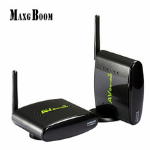 PAT-240 2.4G Audio and Video Transmitter and Receiver with IR Remoter Wireless AV Sender with EU US UK AU plug PAT - 240 PAT240