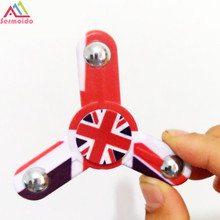 Buy sermoido Fidget Spinner Hand Spinner High Speed Bearing Toys Anxiety Stress Adults Kid Metal finger spinners for $1.19 in AliExpress store