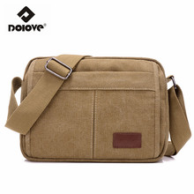 2017 New Korean Version Of The Summer Canvas Tide Men Bag Shoulder Diagonal Leisure Simple Wild Small Canvas Messenger Bag